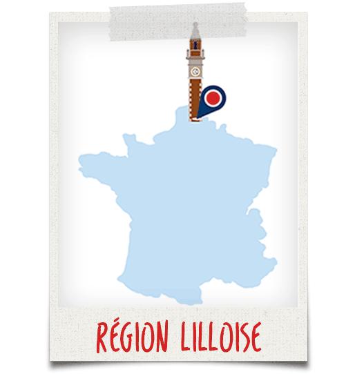 Dépannage Lille - carte