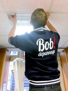 Les Teddys pour reconnaitre facilement les artisans Bob! lorsqu'ils vous dépannent à domicile